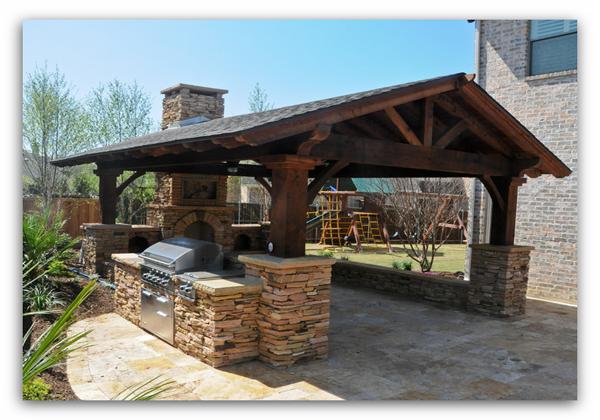 Pergola de madera zaragoza fabricacion montaje - Casas de madera zaragoza ...